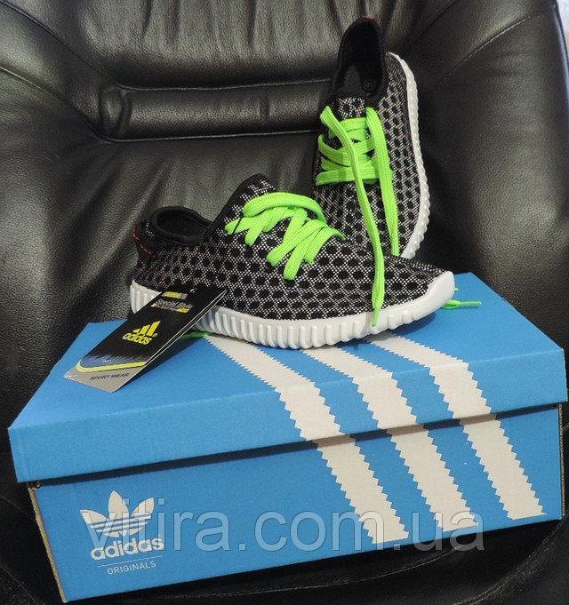 2fe59397 Детские кроссовки Adidas (Адидас). Летние кроссовки сетка, реплика ...