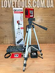 Лазерный уровень нивелир Kapro 862 Set   + тренога в комплекте