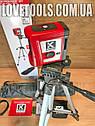 Лазерный уровень нивелир Kapro 862 Set   + тренога в комплекте, фото 5
