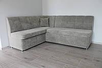 Кухонный уголок со спальным местом (Светло-серый)