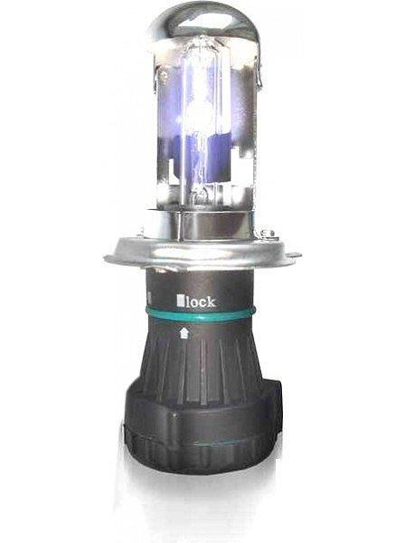 Лампа Биксеноновая Infolight PRO H4, 6000K, 50W, (1 шт.)