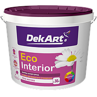 """Краска интерьерная """"Eco Interior"""" """"DekArt"""""""