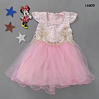 Нарядное платье для девочки. 3 года, фото 1