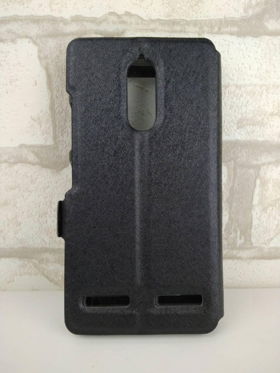 Чехол-книжка Holey для Lenovo K6 power black