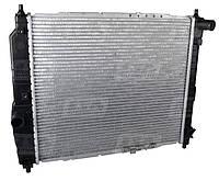 Радиатор охлаждения LSA LA 96536523-48 в Chevrolet AVEO паяный 1.5 8V