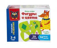 """Мини-игра """"Формы и цвета"""" VT5111-04"""