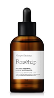МАСЛО ШИПОВНИКА ДЛЯ ЛИЦА MANYO FACTORY ROSEHIP BRIGHTHENING OIL, НОВАЯ ВЕРСИЯ 40 МЛ