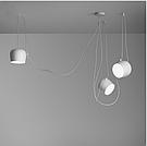 Лофт светильник  761LZ03-3 WH