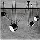 Лофт светильник  761LZ03-3 WH, фото 3