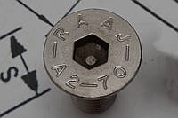 Винт DIN 7991 диаметром М20, фото 1