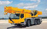 Автокран  LTM 1050 50 т