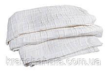 Покривало Лляне, 220х240 см, текстиль для дому, покривала, преміум текстиль