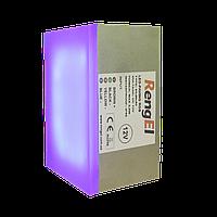 LED тротуарная плитка RGB 60х90х60мм 2,9Вт, ІР68