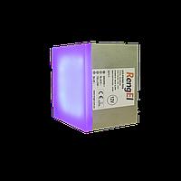 LED тротуарная плитка RGB 50х50х50мм 2,4Вт, ІР68