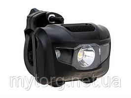 Велосипедный габаритный фонарь + LED фонарик