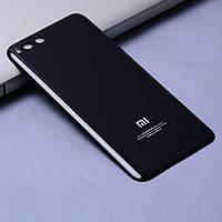 Задняя крышка для Xiaomi Mi6, черная, оригинал