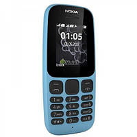 Nokia 105 DS New Blue (Код: 900554)