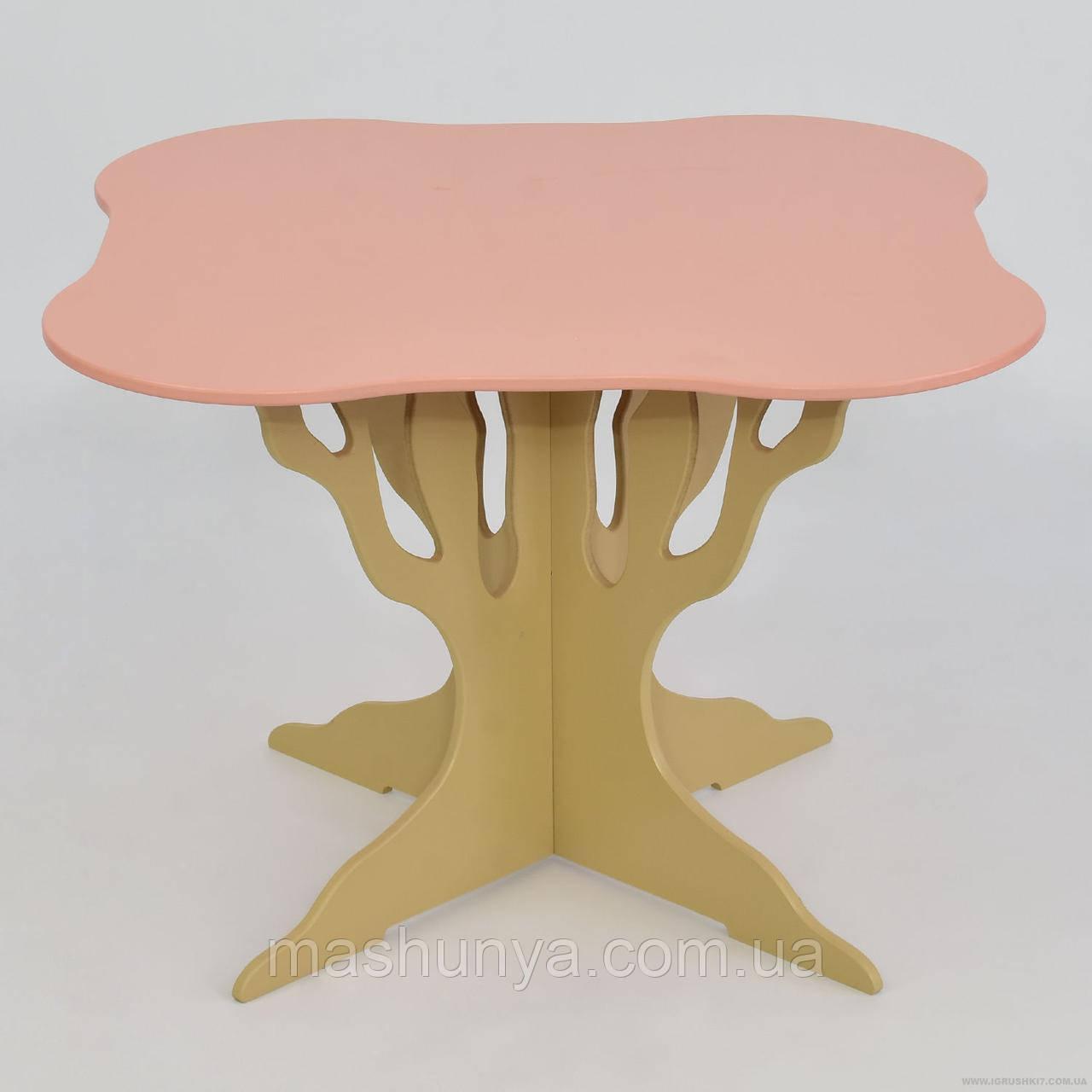 Стол - дерево Мася из ДСП 65*64*45 см