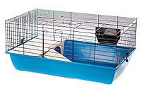 Клетка для декоративных кроликов InterZoo G360 Super Rabbit 80 color (780*480*340мм)