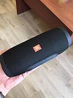 Портативная Bluetooth Колонка JBL Charge 3 black черная, беспроводная джбл, фото 1