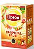 Чай Lipton Tropical fruit 80 г
