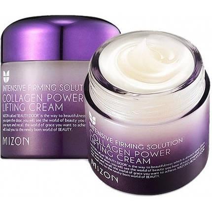 Коллагеновый  лифтинг-крем для лица MIZON Collagen Power Lifting Cream,70 мл, фото 2