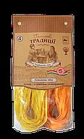 """Локшина-мікс яєчна з томатом та паприкою """"Галицькі Традиції"""" 300 г"""