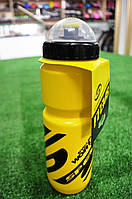 Фляга для велосипеда SWB-528-L (800 мл) желтая
