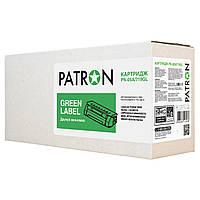 Картридж PATRON для HP LJ CE505A/ CANON 719 (PN-05A/ 719GL) GREEN Label