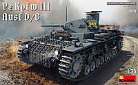 Pz.Kpfw.III Ausf. D/B 1/35 MiniART 35213, фото 1