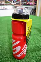 Фляга для велосипеда SWB-528-L (800 мл) красная