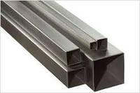 Труба бесшовная профильная 80х80х6 мм  сталь 09Г2С