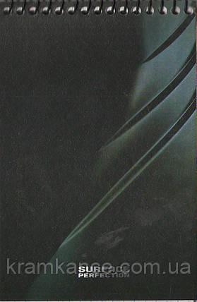Блокнот А6 40л. на пружині ФОП Зибнев, фото 2