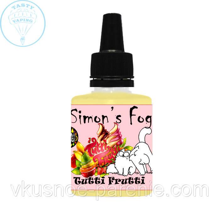 "Жидкость Simon's Fog ""Tutti Frutti"" (Барбарис)"