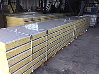 Сендвич панель стеновая базальт 150мм