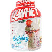 ProSupps, PS Whey, Birthday Cake, 5 lbs (2268 g)