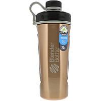 Sundesa, Blender Bottle Radian, Insulated Stainless Steel, Copper , 26 oz