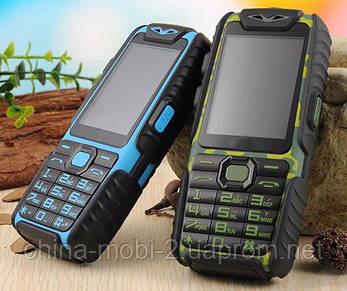 Телефон Land Rover A6 Extra IP67, разные цвета, фото 2