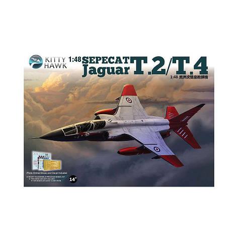 Sepecat Jaguar T.2/T.4. 1/48 KITTY HAWK KH80105, фото 2