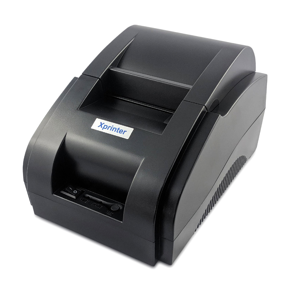 ✅ Термопринтер чеков Xprinter XP-58IIH (POS-5890) USB
