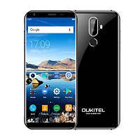 Смартфон Oukitel K5 черный (экран 5.7 ;ПАМЯТИ 2/16; емкость акб 4000mAh) , фото 1