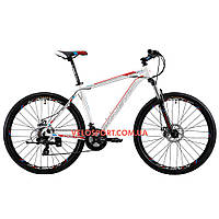 """Горный велосипед Kinetic Storm 27.5 дюймов 19"""" бело-красный"""