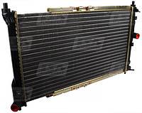 Радиатор охлаждения LSA LA 96182261 в Daewoo Lanos с кондиционером