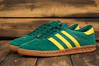 Кроссовки подростковые Adidas Hamburg 30403 (РЕПЛИКА)