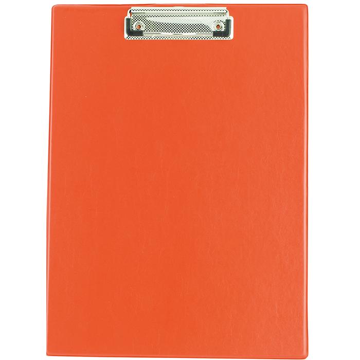 Клипборд А4 красный, Buromax BM.3411-05