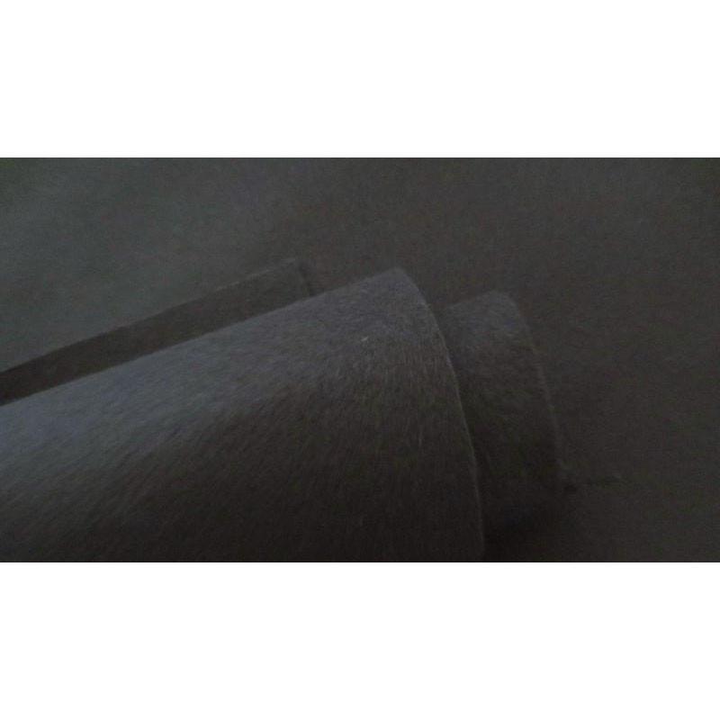 Фетр чёрный 1 мм, 20х30 см, 20 штук в упаковке, Kidis 7728