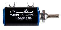 Потенциометр многооборотный WXD3-13-2W-47K