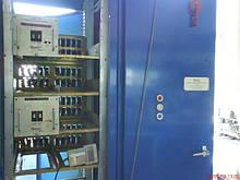 Система управления стеклоформующей машиной Т600