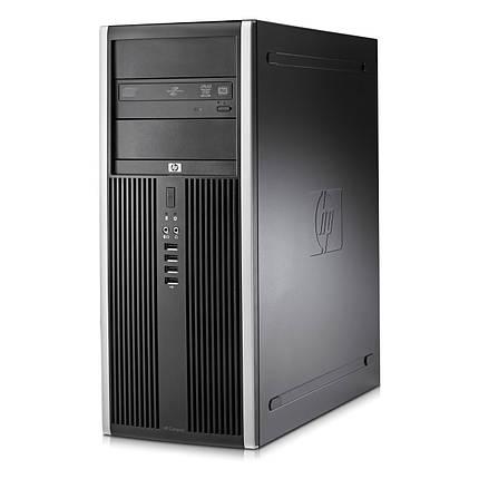 HP DC8000 Tower / Intel Core 2 Duo E8400 (2 ядра по 3.0 GHz) / 4 GB DDR3 / 250 GB HDD / GeForce GT 430 1 GB, фото 2