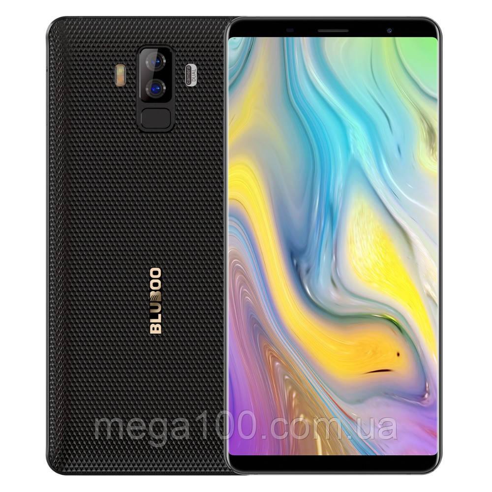 Смартфон Bluboo S3 черный (экран 6, памяти 4Гб /64Гб, батарея 8500 мАч)